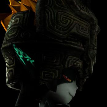 Thumbnail image for [Hyrule Warriors] Imp Midna