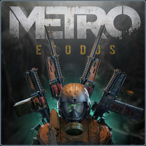 Thumbnail image for Metro Exodus - Shambler [shotgun]