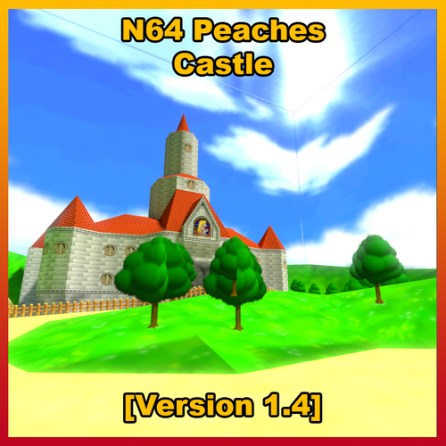 Thumbnail image for [SFM] N64 Peaches Castle [Update 1.4]