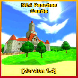 [SFM] N64 Peaches Castle [Update 1.4]