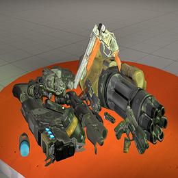 Doom 3 + RoE Weapons