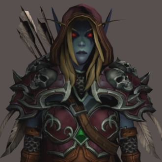 Thumbnail image for Sylvanas from Legion (+ Bow)