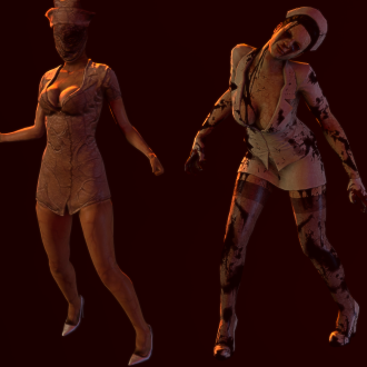 Thumbnail image for Silent Hill Nurses