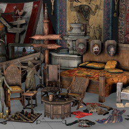 Witcher 3 Prop Pack 3
