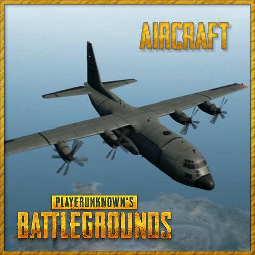 Thumbnail image for Aircraft C-130 [PUBG]