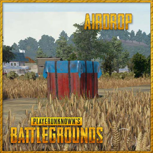 Thumbnail image for AirDrop [PUBG]