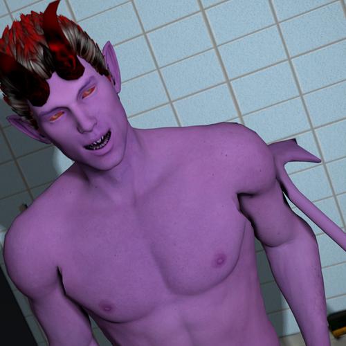 Thumbnail image for Male Demon