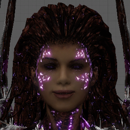 Queen of Blades - Sarah Kerrigan