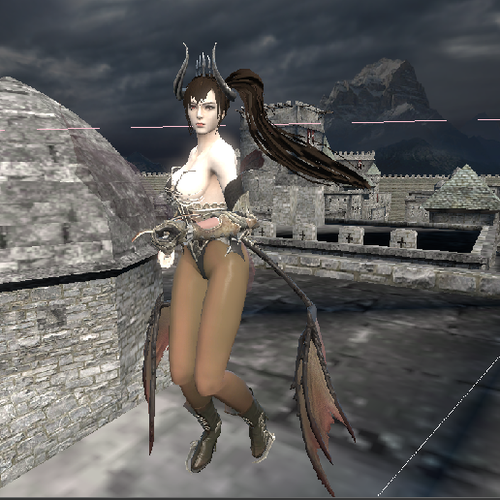 Thumbnail image for [Vindictus] Queen Succubus