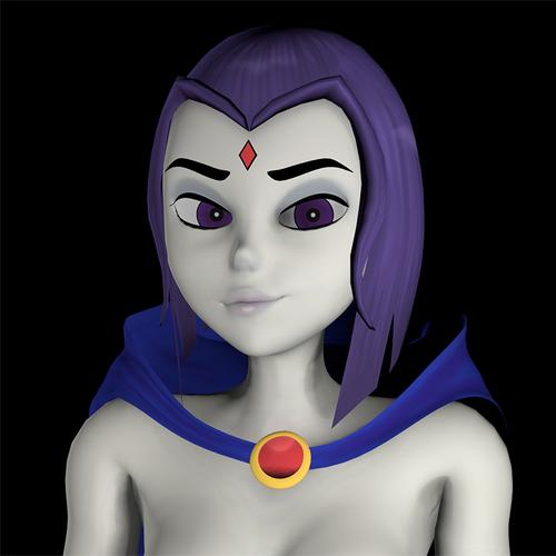 Thumbnail image for Raven (DC)