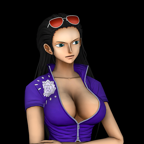 Thumbnail image for Nico Robin (Burning Blood)