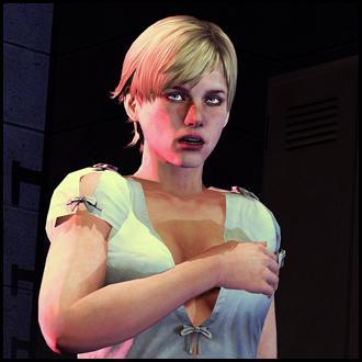 Thumbnail image for Resident Evil 6 Sherry Birkin Lewd