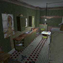 [GTAIV] Roman's Apartment