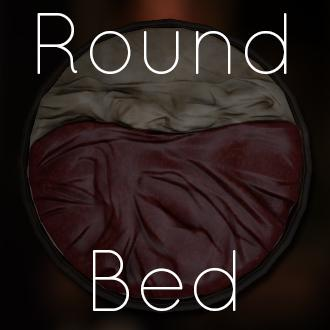 Thumbnail image for Round Bed