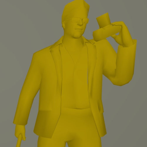 Thumbnail image for [SFM] DR3 Limited Edition Frank West Statue