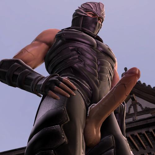 Thumbnail image for Gnin & Plasmid's Naughty Ryu Hayabusa