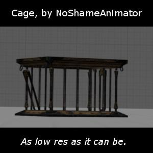 Thumbnail image for A Cage