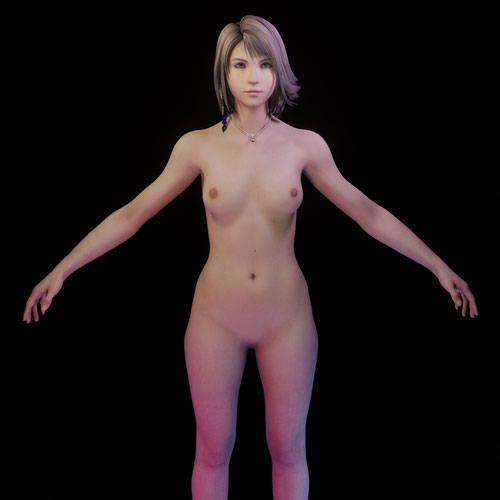 Thumbnail image for Yuna - Final Fantasy X