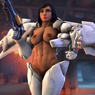 Thumbnail image for Overwatch - Pharah body hack v1.5