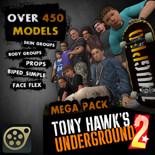 Thumbnail image for Tony Hawk Underground 2 MegaPack