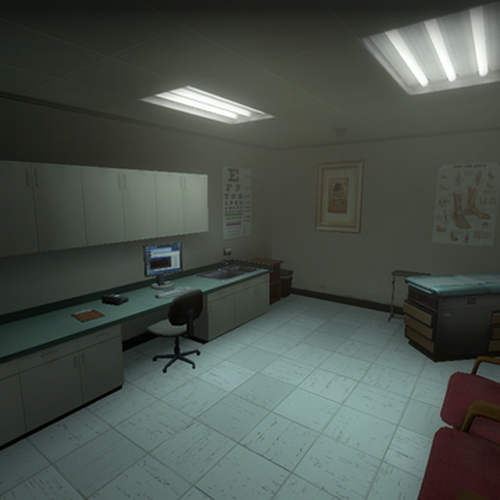 Thumbnail image for Medical Exam Room