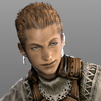 Thumbnail image for Balthier - Final Fantasy XII