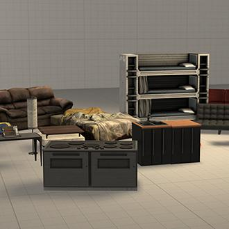 Thumbnail image for Titanfall: Furniture Pack