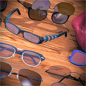 Thumbnail image for Glasses Pack