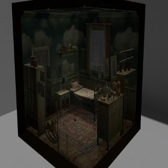 Thumbnail image for Silent Hill 2 - Child's room