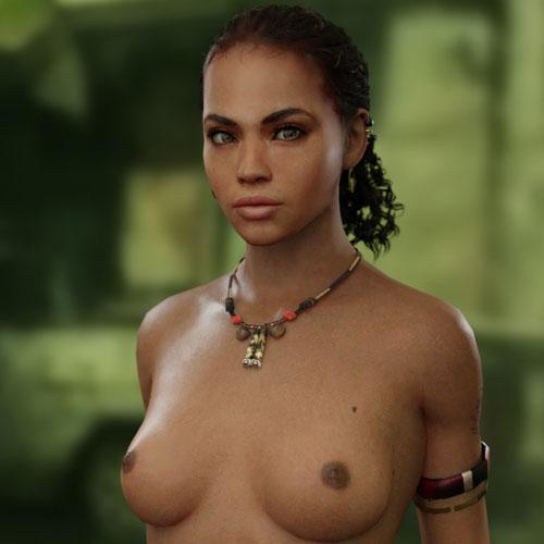 Thumbnail image for hantzgruber's Sheva Alomar - Resident Evil 5