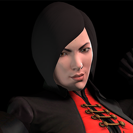 Lady Shiva (Batman: Arkham Origins)