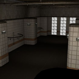Shower Rooms and Lockers