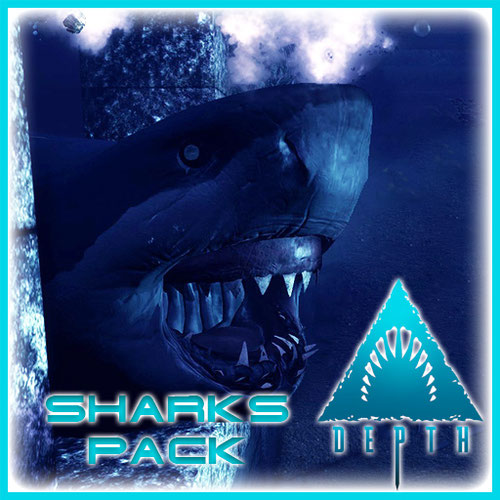 Thumbnail image for Depth Sharks pack