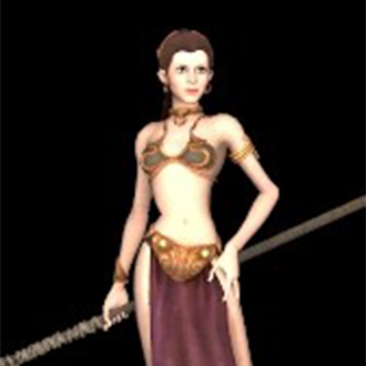 Thumbnail image for Slave Leia