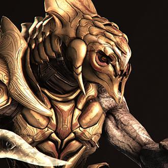 Thumbnail image for Halo 5 (Killer Instinct) - Arbiter