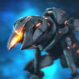 Thumbnail image for Halo 4 - Promethean Crawlers