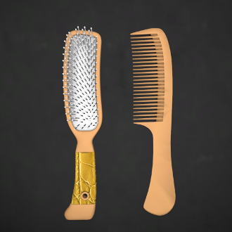 Thumbnail image for Basic Hair Care Props