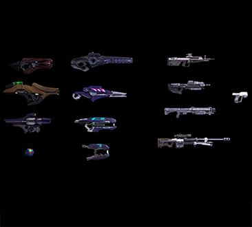 Thumbnail image for Halo: Reach - Weapons