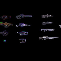 Halo: Reach - Weapons