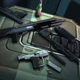 Halo 3 - Weapons