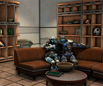 Thumbnail image for Halo: Reach - Civilian Home Prop Pack