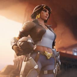 [Overwatch] Pharah v3 for Blender 2.80