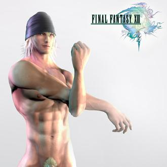 Thumbnail image for Final Fantasy 13 - Nude Snow Villiers