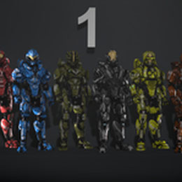 Halo 4 Armor Sets Part 1