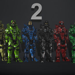 Halo 4 Armor Sets Part 2