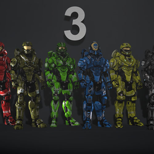 Thumbnail image for Halo 4 Armor Sets Part 3
