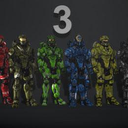Halo 4 Armor Sets Part 3