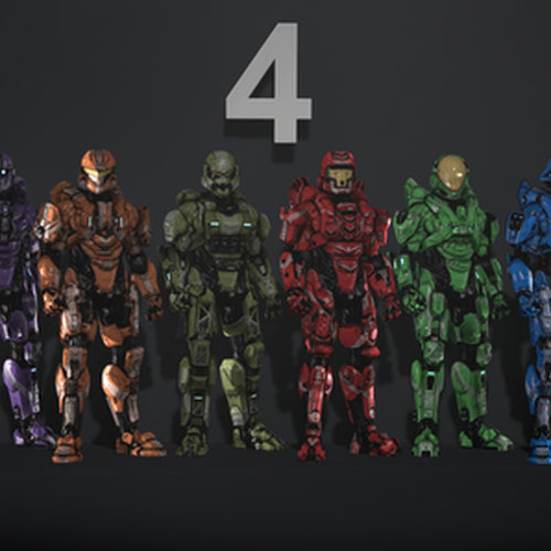 Thumbnail image for Halo 4 Armor Sets Part 4
