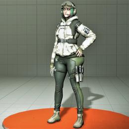 Rainbow 6 Siege: Ela (Thick)