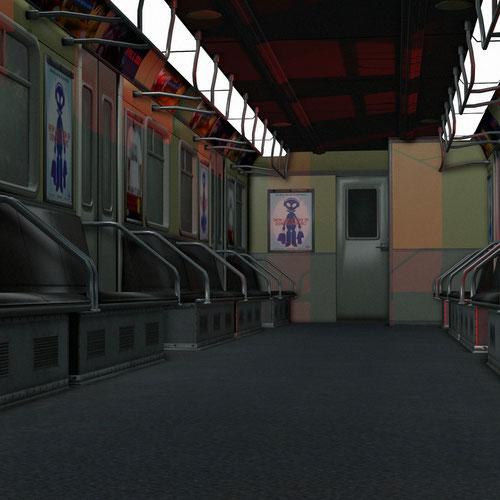 Thumbnail image for Resident Evil 3 Remake Subway Cars